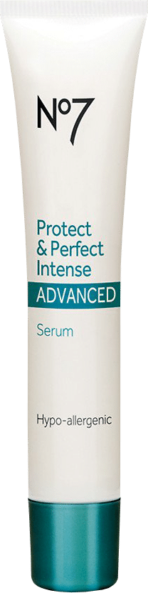 Number 7 Protect and Perfect Intense Advanced serum