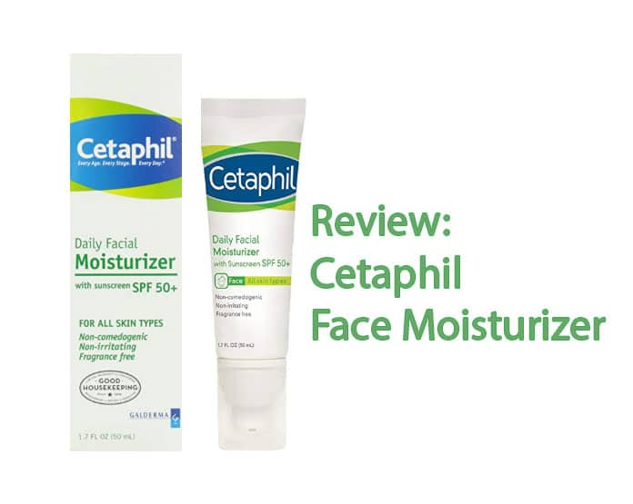 Cetaphil Face Moisturizer Reviews, Information And Specification