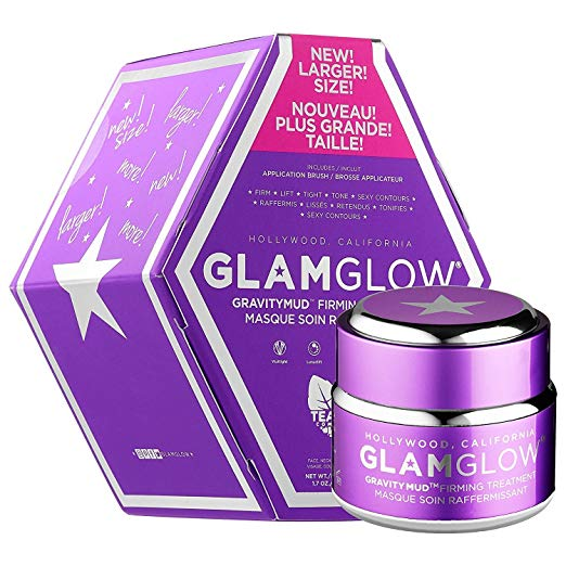 GlamGlow Gravity Mud Review : Recommended Skin Treatment Mask
