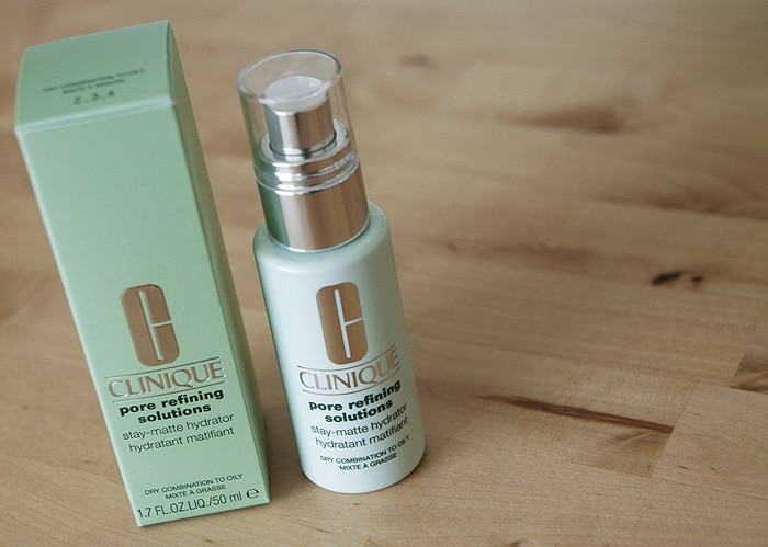 pore refining solutions from clinique