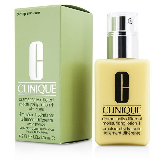 Clinique Dramatically Different Moisturizing Lotion Plus Review