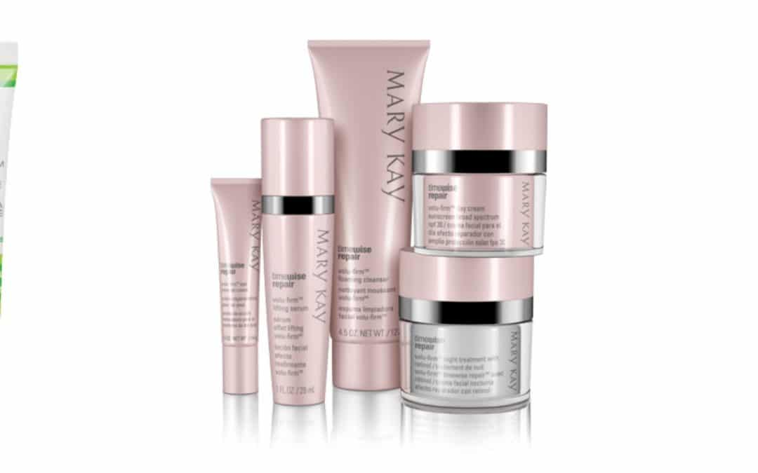 Review 5 Best Mary Kay Skin Care Products : Find The Perfect Skin Treatment