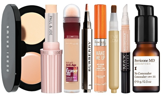 Tips On How To Choose The Best Concealer For Your Skin Type