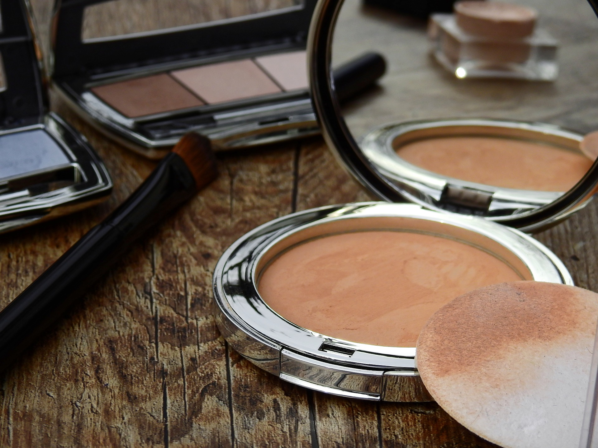 makeup powder foundation