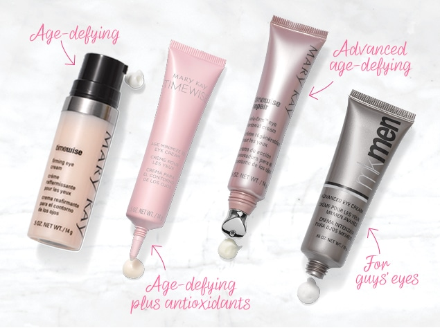 mary kay eye cream