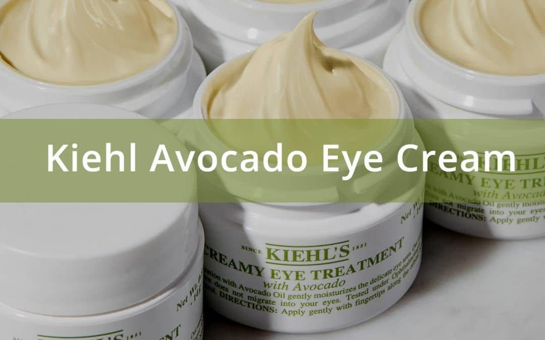 Kiehl Avocado Eye Cream: A Comprehensive Beauty Product Review