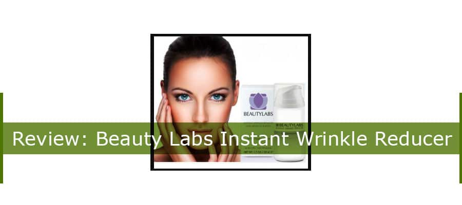 Beauty Labs Instant Wrinkle Reducer: A Comprehensive Product Review