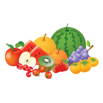 fresh fruits and vegetables are great anti aging food